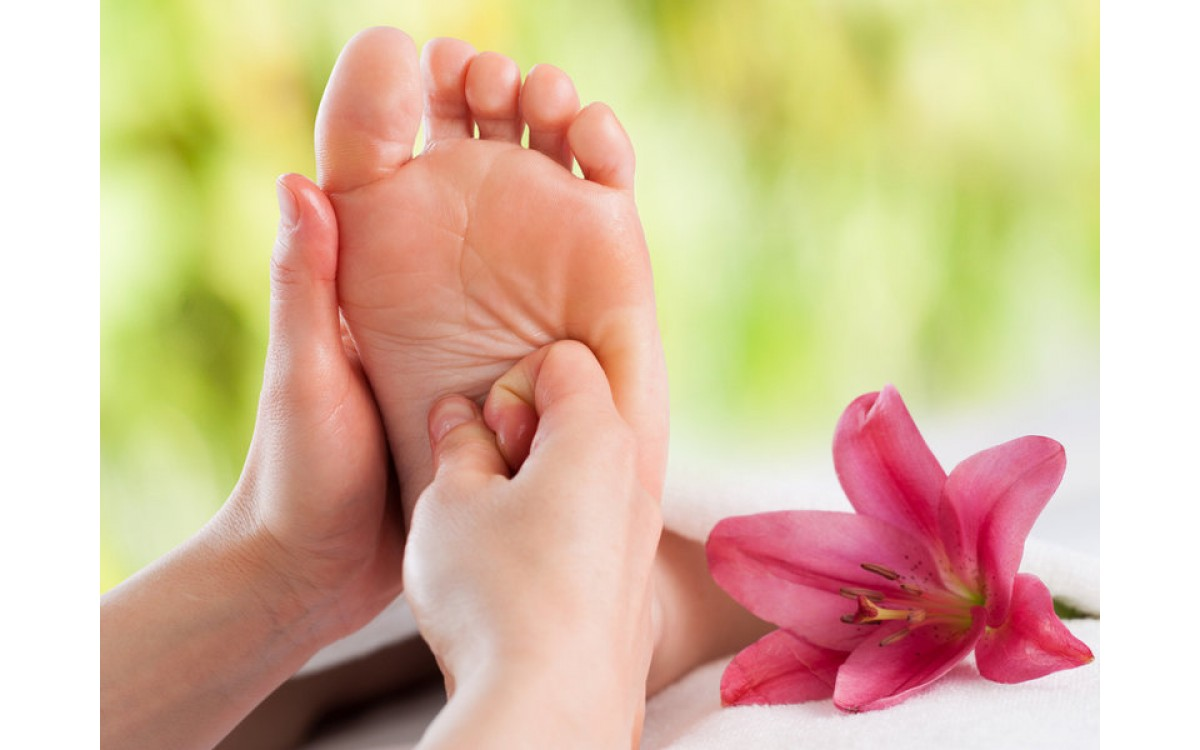 Self-Help Reflexology